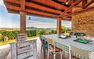 Agriturismo con piscina vicino a Perugia