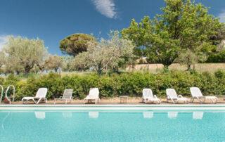 casolare con piscina privata perugia