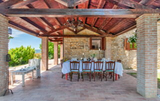 cottage with private pool exclusive use near perugia