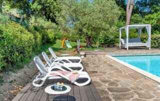 villa with private pool for exclusive use in umbria