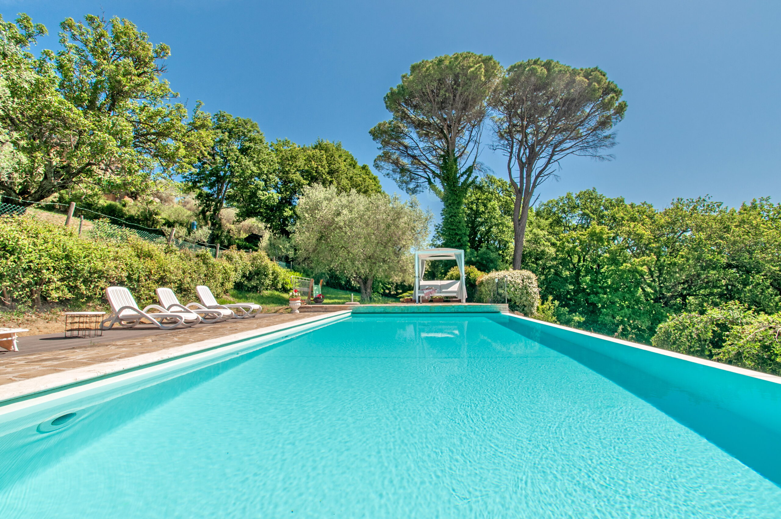 villa with private pool for exclusive use perugia